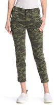 KUT from the Kloth Reese Camo Ankle Straight Leg Pants
