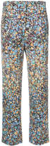 Victoria Beckham printed trousers