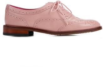 Its Got Soul Victoria Pink Brogue