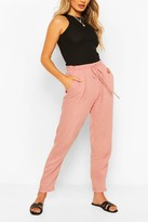 Thumbnail for your product : boohoo Relaxed Fit Casual Joggers