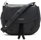 Marc Jacobs Maverick Mini Shoulder Bag in Black.