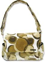 Trend Lab Messenger Bag Style Diaper Bag, (Discontinued by Manufacturer)