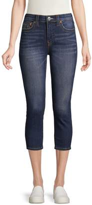 True Religion Cropped Jeans