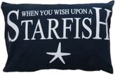 """B. Smith The Vintage House by Park When You Wish upon a Starfish"""" Oblong Throw Pillow"""