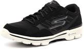 Skechers Men's Go Walk 3 Compete Black
