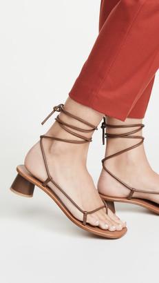 LOQ Olea Strappy Sandals
