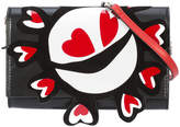 Maison Margiela heart motif shoulder bag