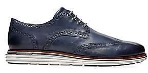 Cole Haan Men's Original Grand Wingtip Leather Oxford Sneaker
