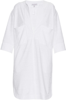 Orlebar Brown Scarlett terry-towelling cover-up