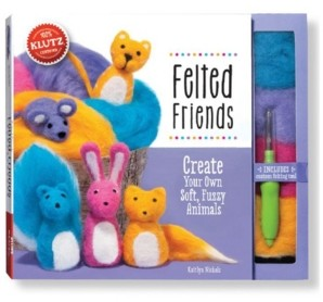 Klutz Felted Friends