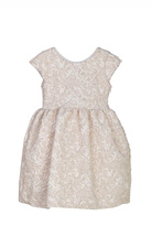 Luna Luna Collection Rose Gold Dress