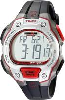 Timex Men's T5K6899J Ironman Traditional 50-Lap Spot Watch with Resin Band