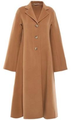 Acne Studios Wool And Cashmere-blend Felt Coat