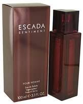 Escada SENTIMENT by Eau De Toilette Spray 3.4 oz