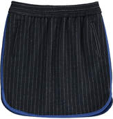 Bellerose Asami Striped A-Line Skirt