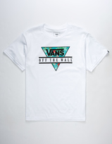Vans Retro Tri Boys T-Shirt