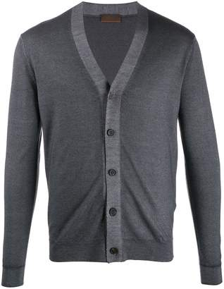 Altea knitted slim fit cardigan