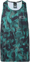 The Upside camouflage print tank top - men - Polyester/Spandex/Elastane - XS