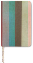 Paul Smith Striped Pocket Notebook - Multi