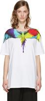 Marcelo Burlon County of Milan White Nicolas T-Shirt