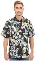 Tommy Bahama Big Island Blooms Tortola Silk Camp Shirt