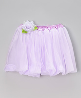 Tutus by Tutu AND Lulu Lavender Rosette Tutu - Infant Toddler & Girls