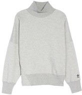 adidas Women's Funnel Neck Sweatshirt