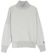 adidas Women's Funnel Neck Sweatshirt