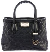 MICHAEL Michael Kors Quilted Leather Satchel