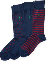 Polo Ralph Lauren Stretch Trouser Sock Set