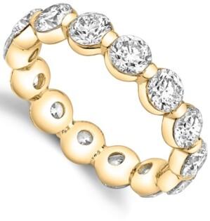Sirena Diamond Round Eternity Band 2 3/4 ct. t.w. in 14k White or Yellow Gold