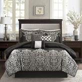 JCPenney Madison Park Valerie 7-pc. Jacquard Comforter Set