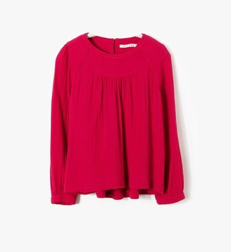 XiRENA The Ensley Top In Red Berry - XS