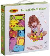 Edushape 46-pc. Animals Mix 'N Match
