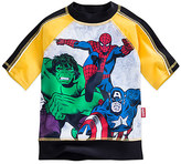 Disney Marvel's Avengers Rash Guard for Boys