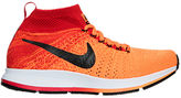 Nike Boys' Grade School Zoom Pegasus All Out Flyknit Running Shoes