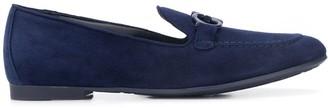 Salvatore Ferragamo Gancini-strap loafers