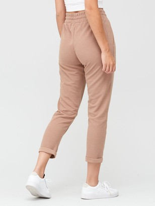 Very Co Ord Jogger Pants - Camel