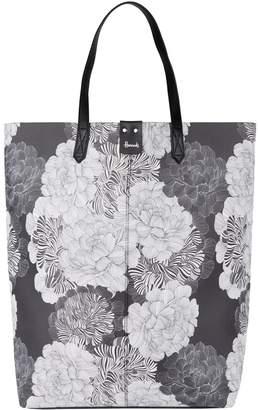 Harrods Medium Floral Tote Bag