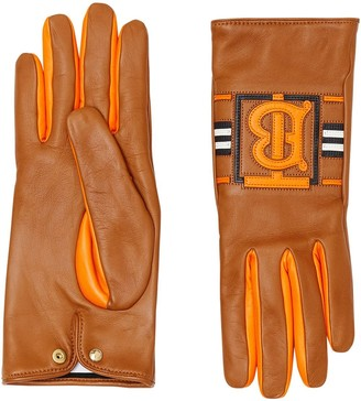 Burberry Monogram Gloves