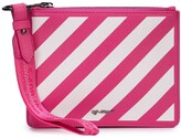 Off-White Off White Diag Double clutch