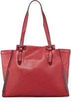 Cynthia Rowley Finn Faux-Leather Tote Bag