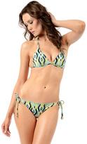 Voda Swim Tortola String Bikini Bottom