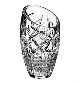 Waterford Crystal Fleurology Cleo Slant Vase 35Cm