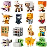 Minecraft Collectible Figure Mystery Blind Bag - Single Pack. Styles Vary