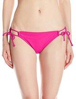 Hobie Women's Adjustable Side Hipster Bikini Bottom