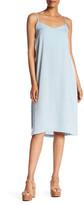 Mono B V-Neck Slip Dress
