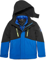 Weatherproof Systems 3-in-1 Boys Jacket