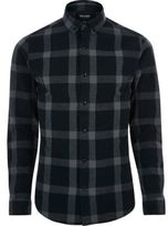 River Island Navy Only & Sons Casual Check Shirt