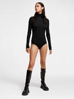DKNY Long Sleeve Viscose Bodysuit